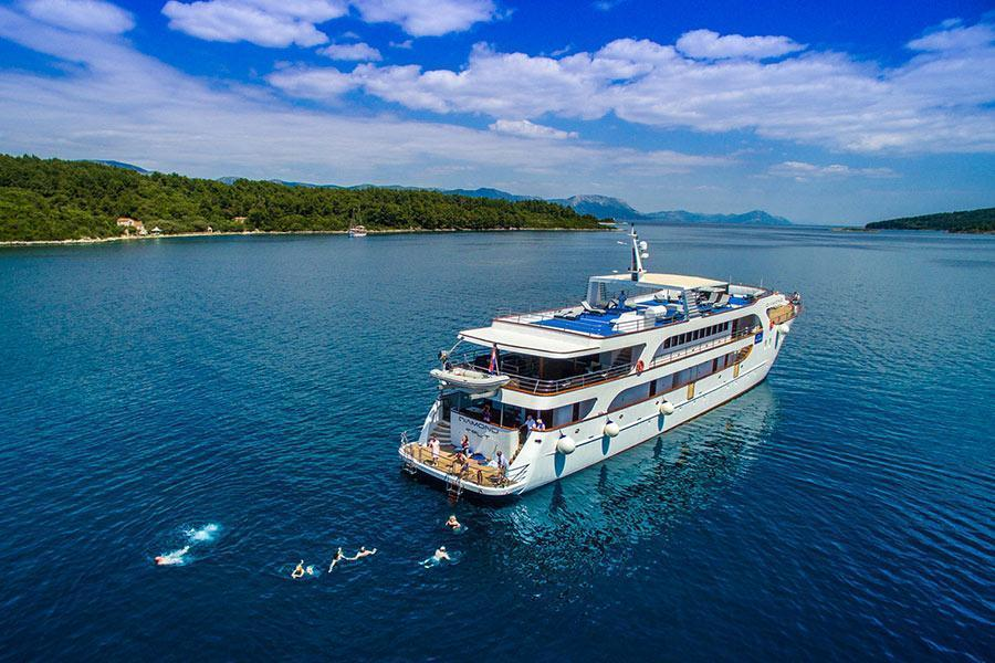 Elegance Cruises 2016  Sail Croatia  7 Day Luxury Cruises