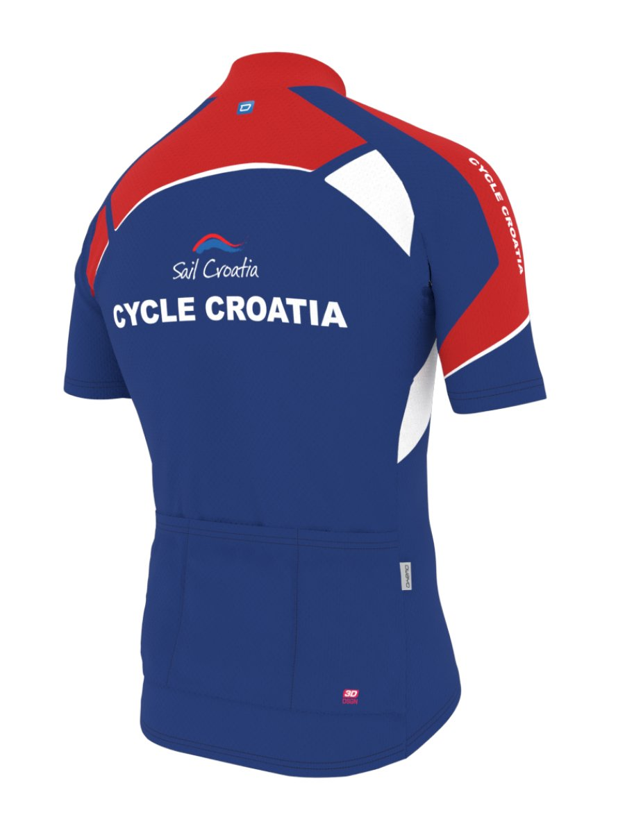Cycle Jersey - Front Right