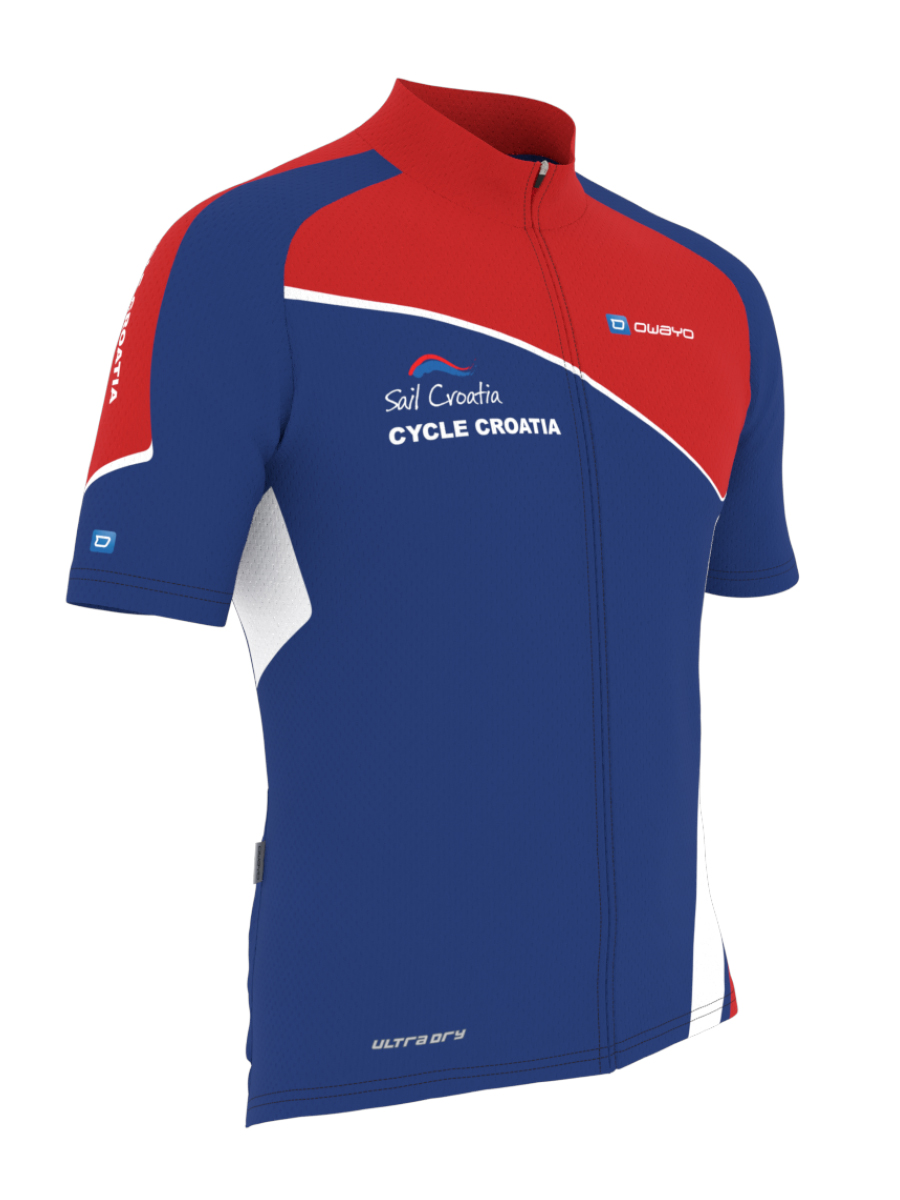Cycle Jersey - Back