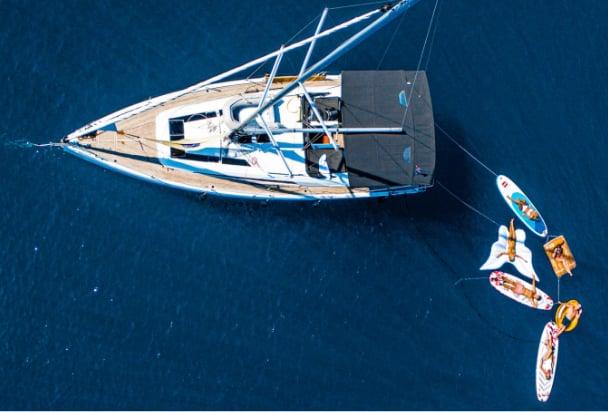 Yacht Aerial