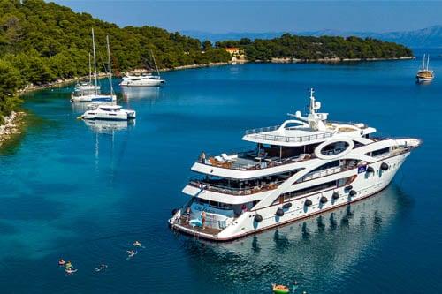 Croatia cruises 2020