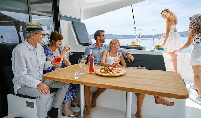Private Yacht Tours