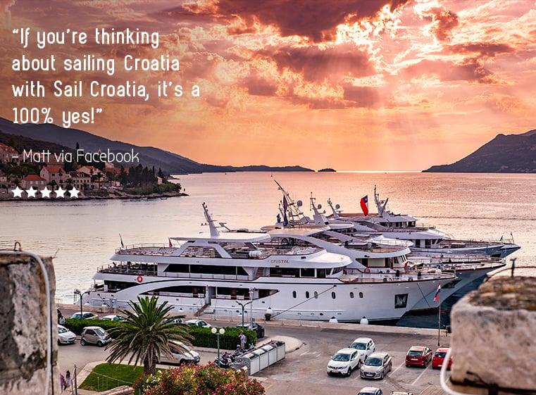 Sailing Traveling Quotes: Sail Croatia Reviews As Travel Quotes