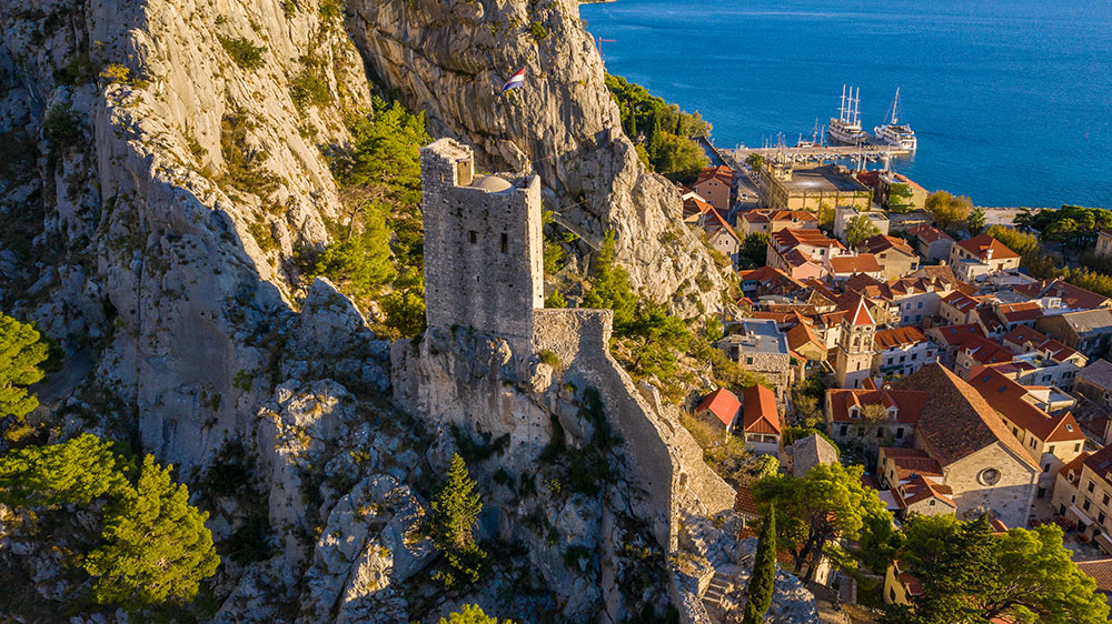 Omis-Fortress