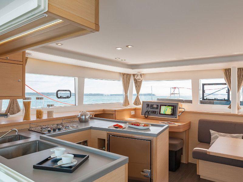Lagoon 450 Sport (2019) (VJERA) Catamaran Charter in Croatia