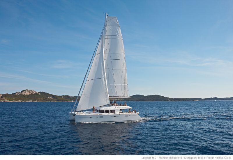 Lagoon 560 S2 Pura Vida Catamaran Charter In Croatia