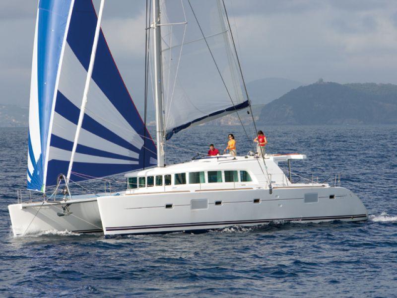 Lagoon 500 Indian Summer Catamaran Charter In Croatia